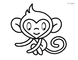 holiday coloring pages coloring pages of monkeys free