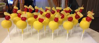 cake pops pineapple upside down courtney u0027s craftin u0026cookin