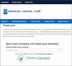 10 awesome matching gift resources for nonprofits the