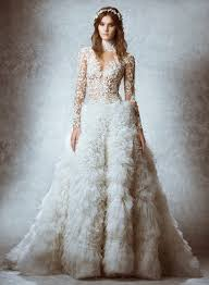 prices of wedding dresses zuhair murad wedding gown prices dimitra s bridal