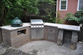 diy outdoor kitchen island diy outdoor kitchen kits mossgreen wall paint white backless bar