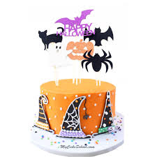 halloween cat cakes compare prices on cat cake toppers online shopping buy low price