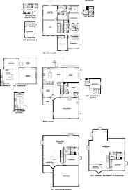 spanish style floor plans richmond homes ranch floor plans