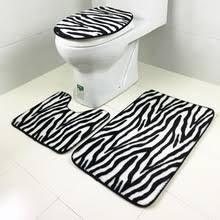 Zebra Bath Rug Buy Zebra Bathroom Rug And Get Free Shipping On Aliexpress