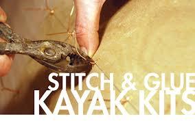 stitch and glue kayaks plywood kayak kits