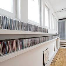 cd storage ideas 17 unique and stylish cd and dvd storage ideas for small spaces
