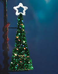 Large Commercial Christmas Decorations For Sale by Large Pole Mounted Decorations For Christmas Temple Display