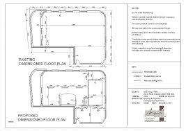 dimensioned floor plan lovely hair salon design ideas and floor plans floor plan small