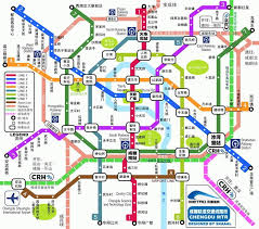Barcelona Subway Map by Chengdu Subway Map Mapa Metro