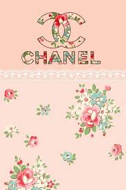 Shabby Chic Wallpapers by Channel Rose Wallpaper Chanel Pinterest Wallpaper