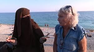 Tout De Meme - france info tv la burqa c est tout de même plus sympa avec un