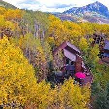 Colorado Fall Colors Map by 2017 Crested Butte Fall Colors