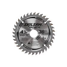 Saw Blade To Cut Laminate Flooring Shop Skil 4 3 8 In 36 Tooth Standard Tooth Carbide Circular Saw