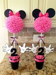 www pinterest com minnie mouse birthday party ideas pink lover