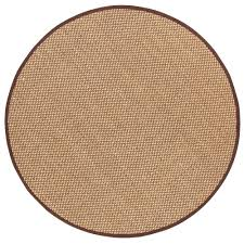 home decorators area rugs home decorators collection adirondack chocolate 8 ft round area