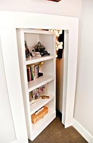 Secret Door Bookcase Bookcase Bookcase Closet Door Images Bookcase Closet Door Diy