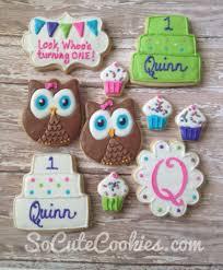 birthday so cute cookies