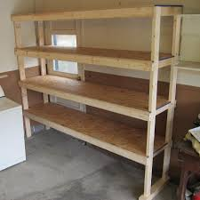 Free Wood Shelves Plans by Free Standing Shelving Comparison Addtoit