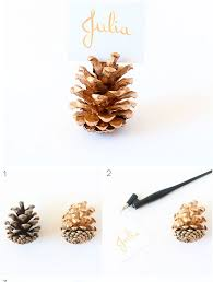 Christmas Table Decoration Ideas Gold by 18 Diy Christmas Table Decor Ideas Browzer