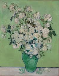 Met Museum Map Van Gogh U0027s Irises And Roses At The Met Museum