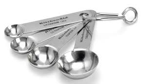 kitchenaid gourmet stainless steel measuring spoons reviews