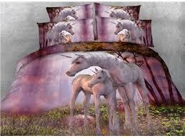 Girls Horse Comforter Animal Print Bedding U0026 Leopard Print Bedding And Horse Bedding