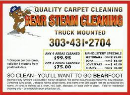 Rug Doctor Coupon 10 Bear Steam Cleaning 15 Reviews Carpet Cleaning 4435 W 58th