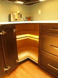 Lazy Susans For Cabinets by Which Corner Suzan Cabinet In Kitchen