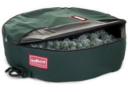 100 christmas tree storage tote with wheels in
