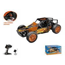 avec radio wheels stunt buggy 1 10 avec batterie rechargeable new discount