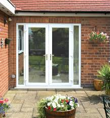 Patio Doors With Side Windows 8 Best French Doors Images On Pinterest Entry Doors Exterior