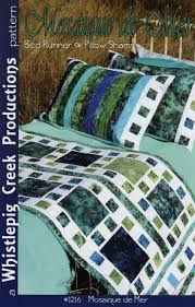 25 best quilting bed runners images on pinterest bed runner