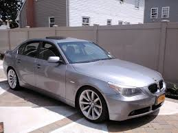 bmw 545i 2004 daily turismo 15k clutch player 2004 bmw 545i 6 spd e60
