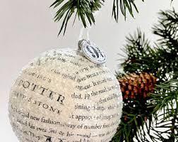 paper ornaments etsy