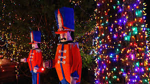 National Zoo Lights by Find Holiday Light Displays Around The Dmv Nbc4 Washington