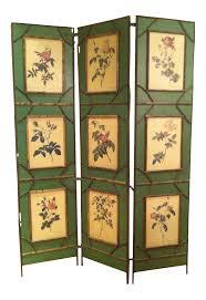 Screen Room Divider Vintage U0026 Used Hollywood Regency Screens And Room Dividers Chairish