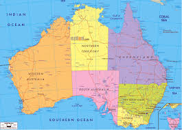 Map Of Queensland Map Of Australia Hd My Blog Hd Maps Of The World 2017 Chameleon