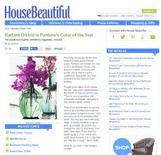 house beautiful quotes kate smith on pantone color of the year