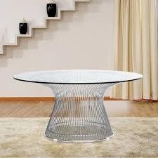 Wire Side Table Wire Side Table Silver Modern In Designs