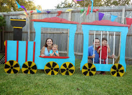 the malnar family circus train party the details