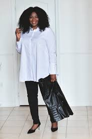 minimalist style plus size my curves and curls