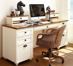 Pottery Barn Office Furniture Whitney Rectangular Desk Pottery Barn Au