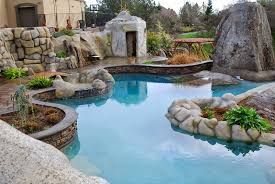 Beautiful Pool Backyards Beautiful Backyard Designs Zamp Co