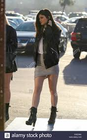 Short Skirts High Heels Kylie Jenner Wearing A Tight Fitting Short Skirt And High Heel