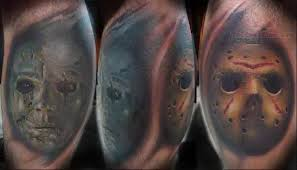 michael myers jason vorhees tattoo 5553619 top tattoos ideas