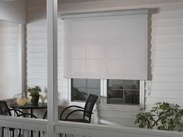 exterior rolling shades roll up exterior shades