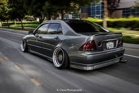 bagged lexus is300 kartellforum u2022 view topic is300 altezza