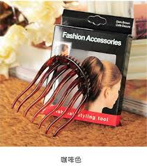 chignon tool popular hair chignon maker buy cheap hair chignon maker lots from