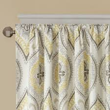 Echo Design Curtains Echo Design Curtains Echo Design Lanterna Single Curtain Panel