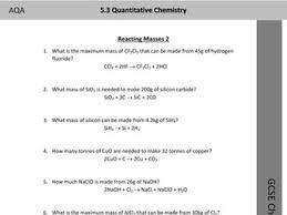 quantitative chemistry chemistry calculations by hf583